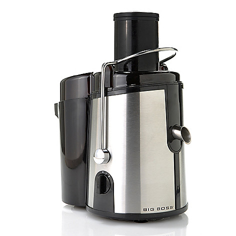 434-896 - Big Boss™ 700W 18,000RPM Stainless Steel Multi Speed Juicer