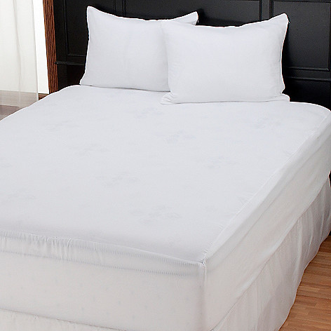 435-117 - Cozelle® Three-Piece Stayclean Microfiber Mattress & Pillow Protector Set