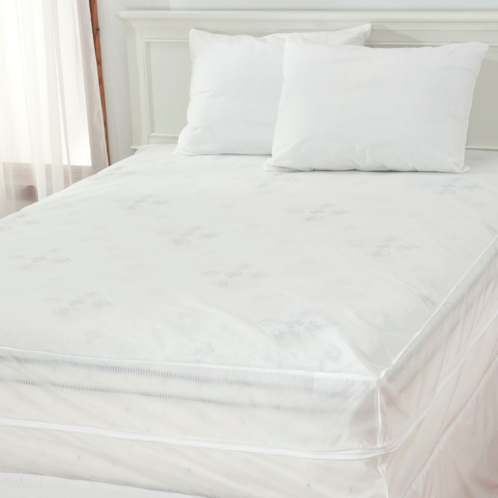 435-120 - Cozelle® Permafresh Three-Piece Mattress & Pillow Protector Set