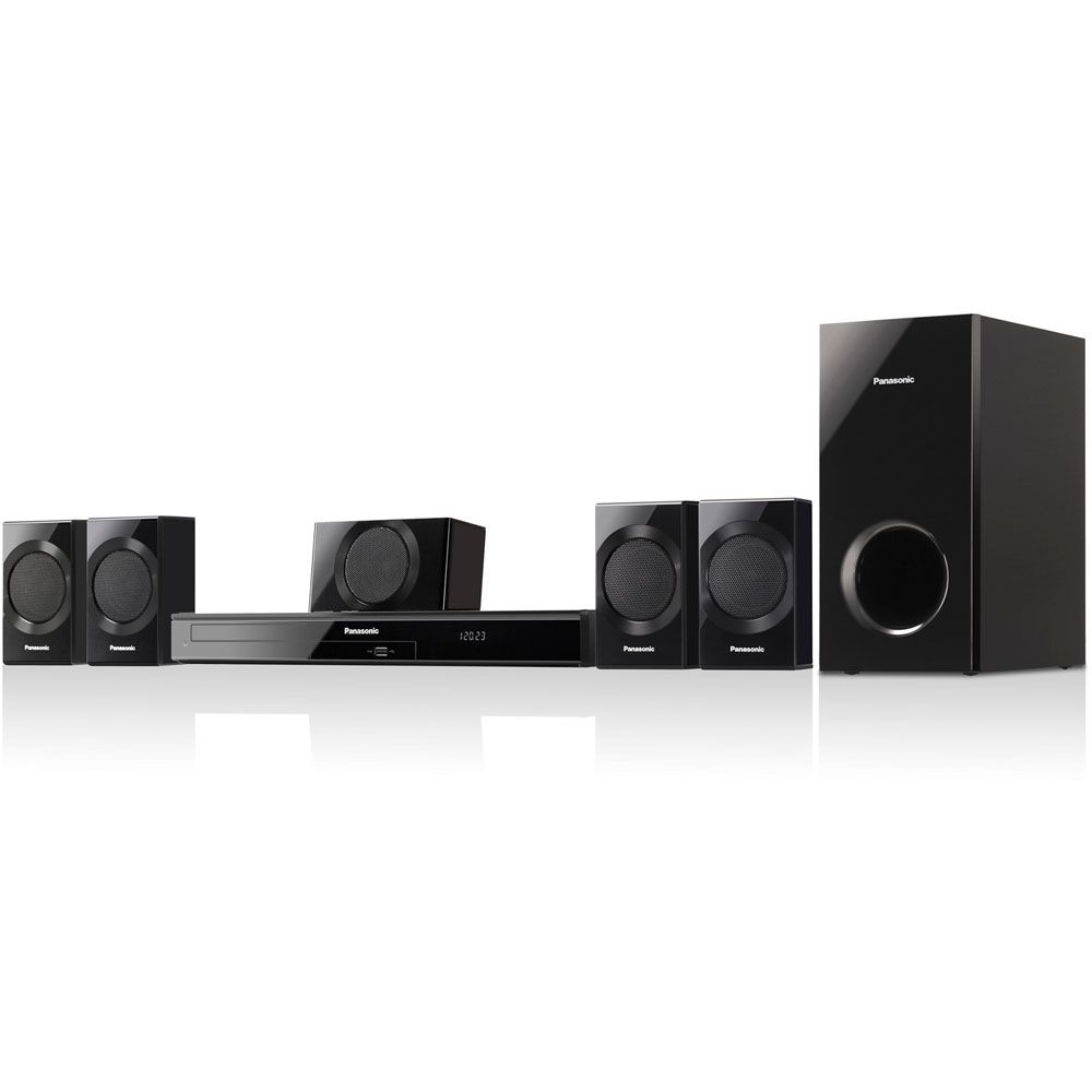 435-362 - Panasonic SC-XH170 5.1 Channel 1000W DVD Home Theater System