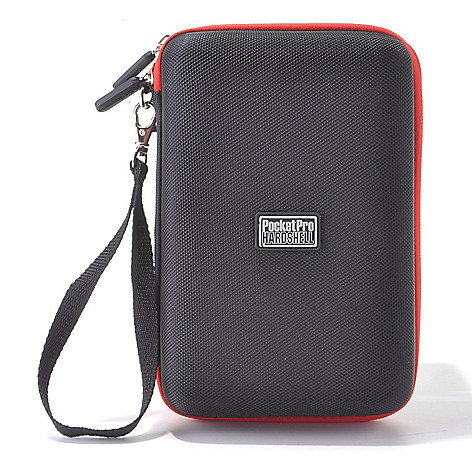 435-437 - PocketPro™ Hardshell XL Two Pocket 7'' Tablet Carry Case