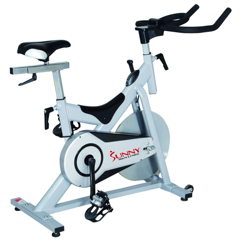 435-498 - Sunny Health & Fitness® Indoor Cycling Bike