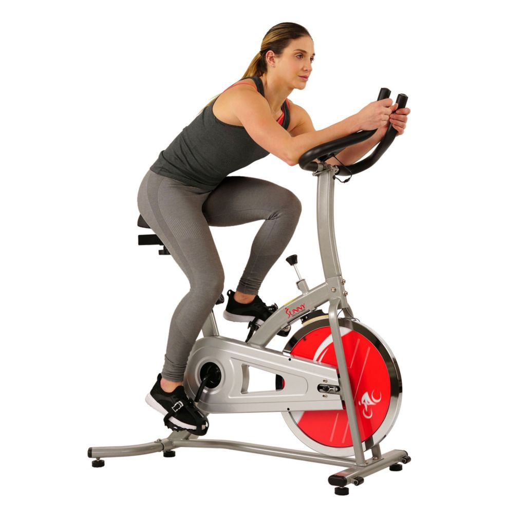 435-500 - Sunny Health & Fitness® Indoor Cycling Bike