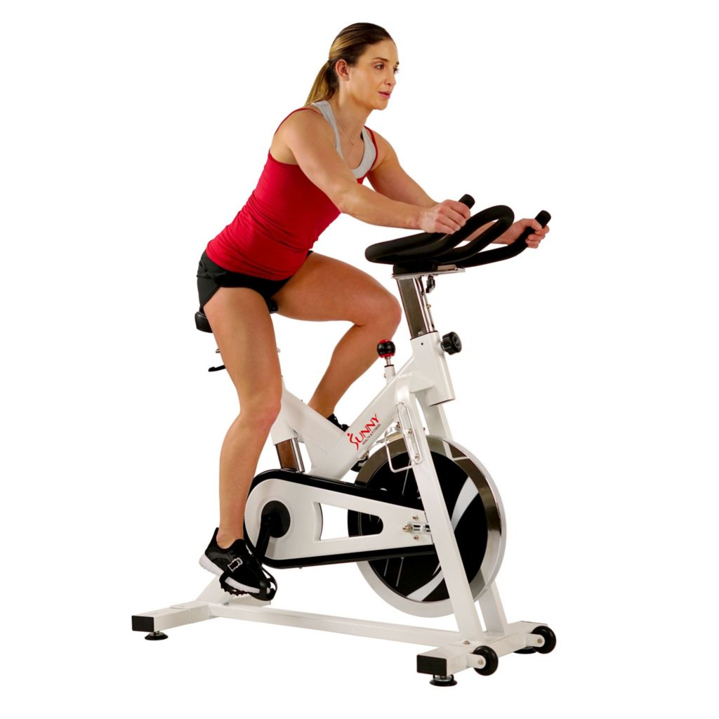 435-501 - Sunny Health & Fitness® Indoor Cycling Bike