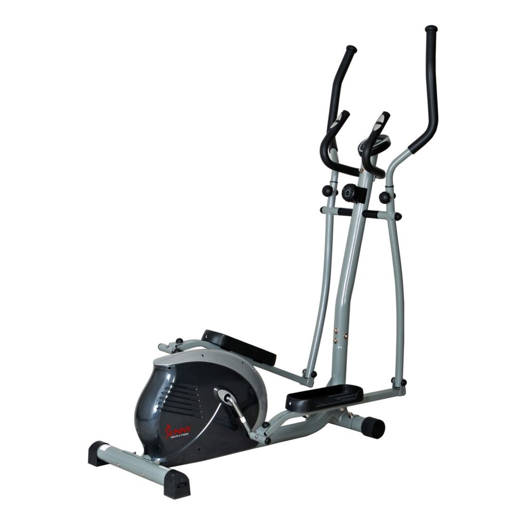 435-512 - Sunny Health & Fitness® Magnetic Elliptical Trainer