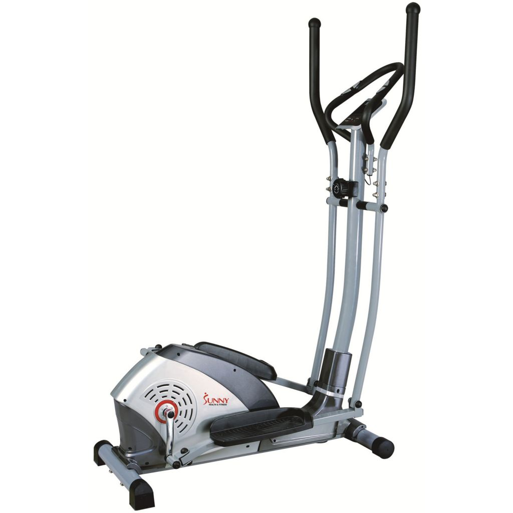435-513 - Sunny Health & Fitness® Magnetic Elliptical Trainer