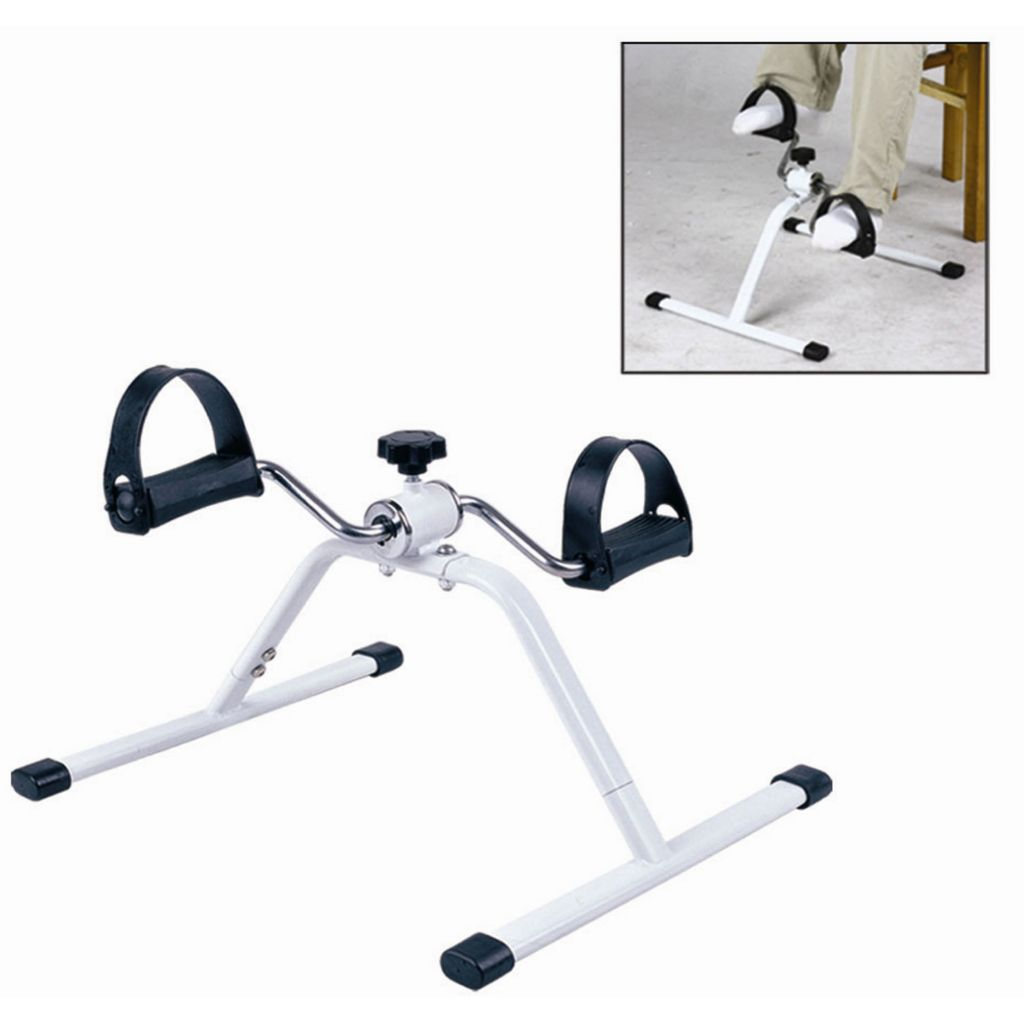 435-517 - Sunny Health & Fitness® Mini Exercise Pedal