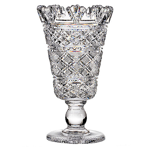 435-621 - House of Waterford® Museum Collection Limited Edition 11.25'' Crystal Georgian Vase