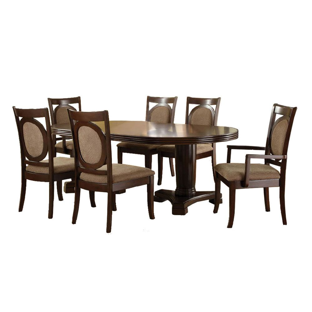 435-686 - Furniture of America™ Evelyn Dining Table
