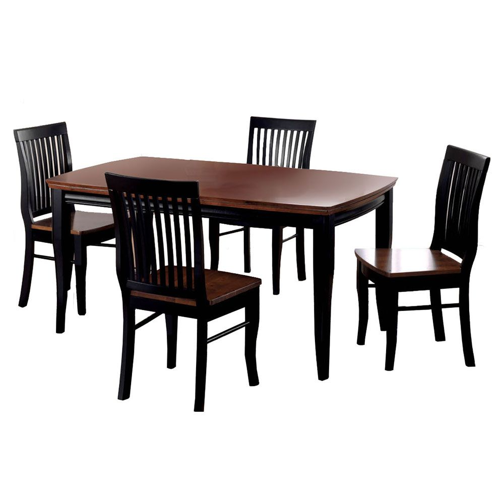 435-750 - Furniture of America™ Earlham I Dining Table