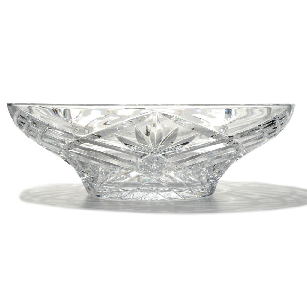 "435-868 - Marquis® by Waterford® Choice of 12"" Crystalline Bowl or 12"" Crystalline Vase"
