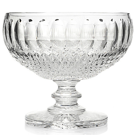 435-910 - House of Waterford® Colleen 7.75'' Crystal Footed Centerpiece