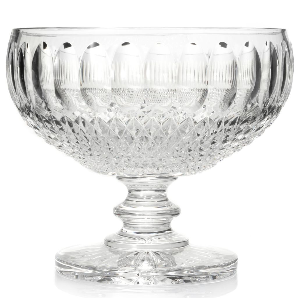 "435-910 - House of Waterford® Colleen 7.75"" Crystal Footed Centerpiece"