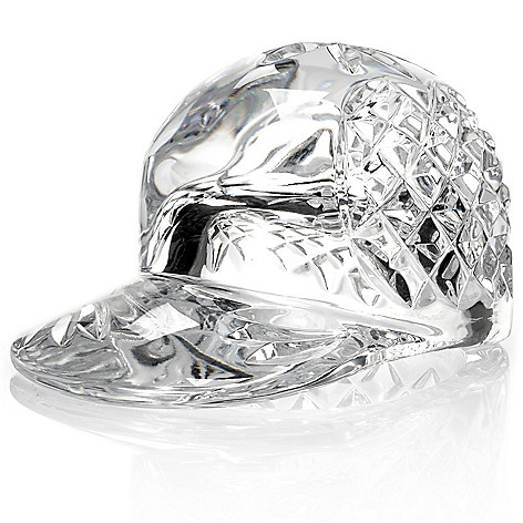 436-083 - Waterford® Crystal 3'' Baseball Hat