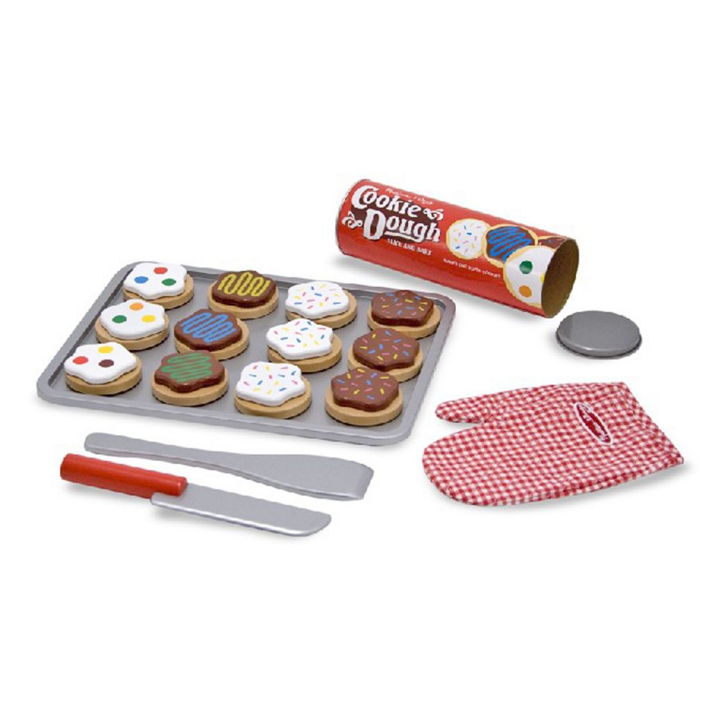 436-146 - Melissa & Doug® Slice and Bake Cookie Set