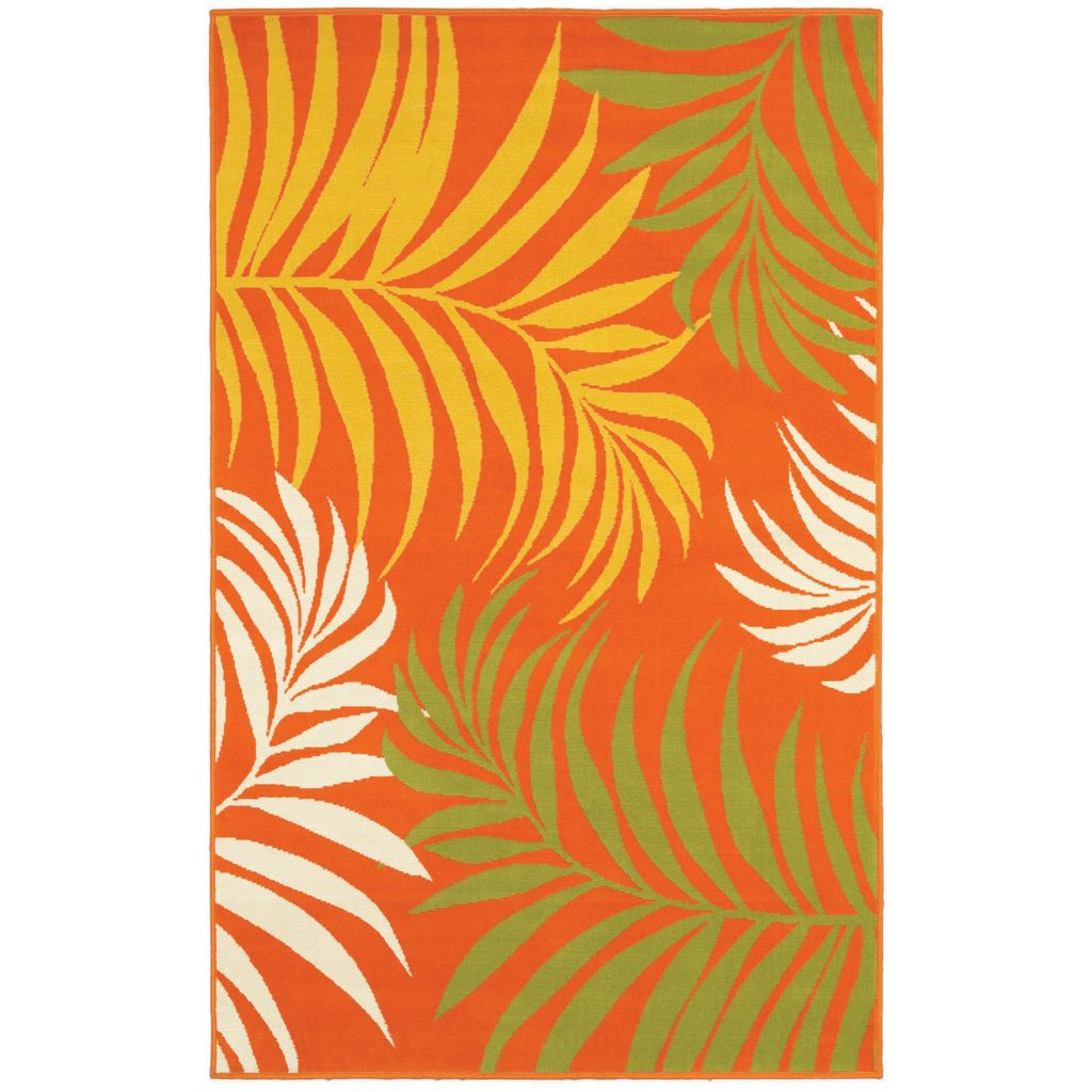 436-155 - Shaw Living™ Al Fresco Indoor/Outdoor Collection Beach Woven Rug