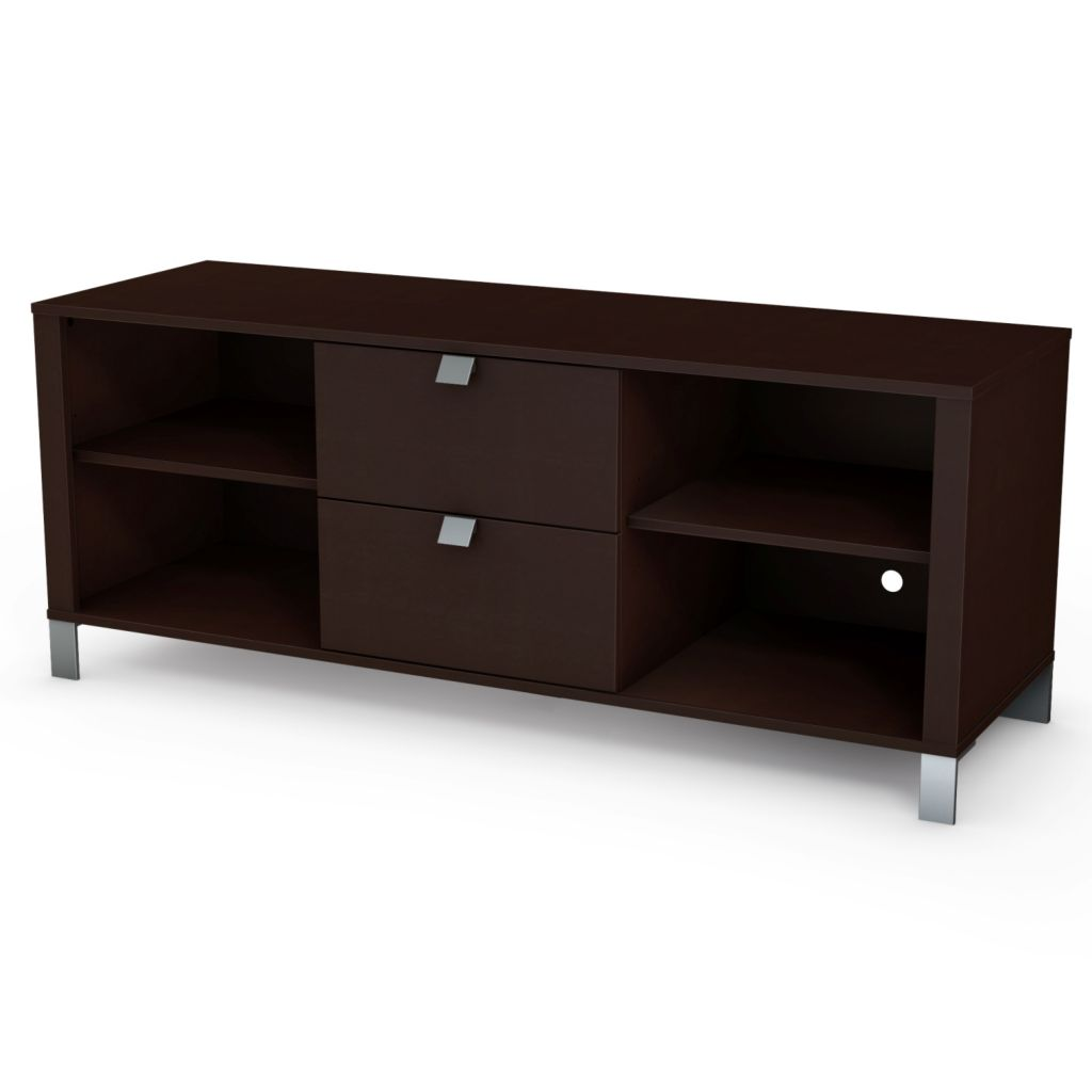 436-186 - South Shore® Cakao Collection TV Stand