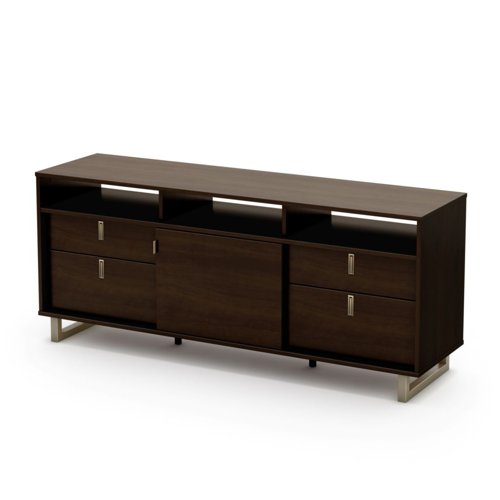 436-195 - South Shore® Uber Collection TV Stand