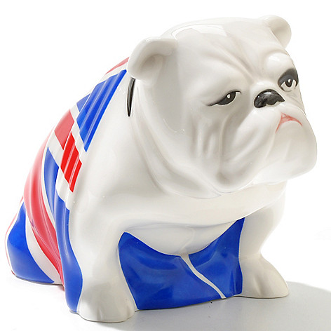 436-428 - Royal Doulton® 3.75'' Bone China Bulldog Figurine
