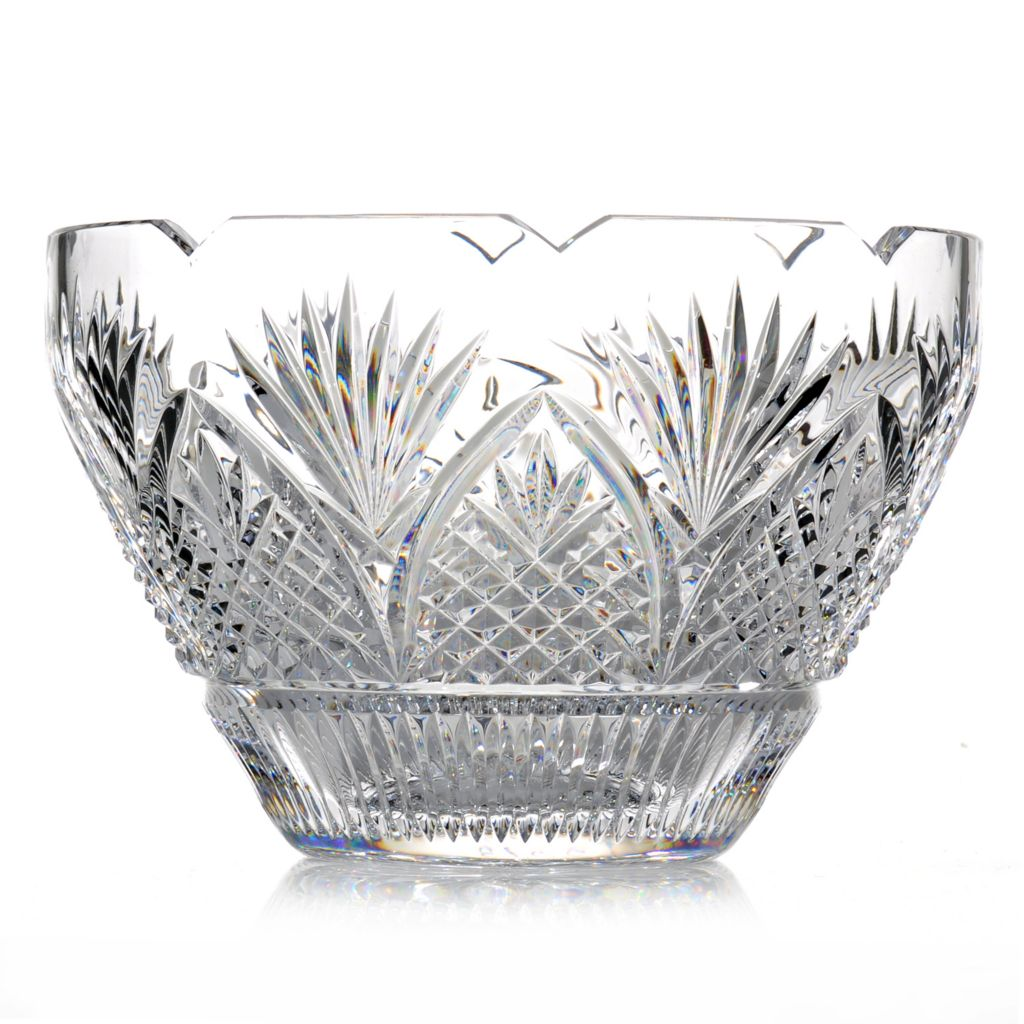 "436-436 - House of Waterford® Viking Limited Edition 10"" Crystal Bowl"