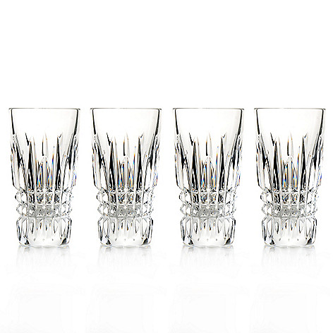 436-445 - Waterford Crystal Lismore Diamond Set of Four 2 oz Shot Glasses
