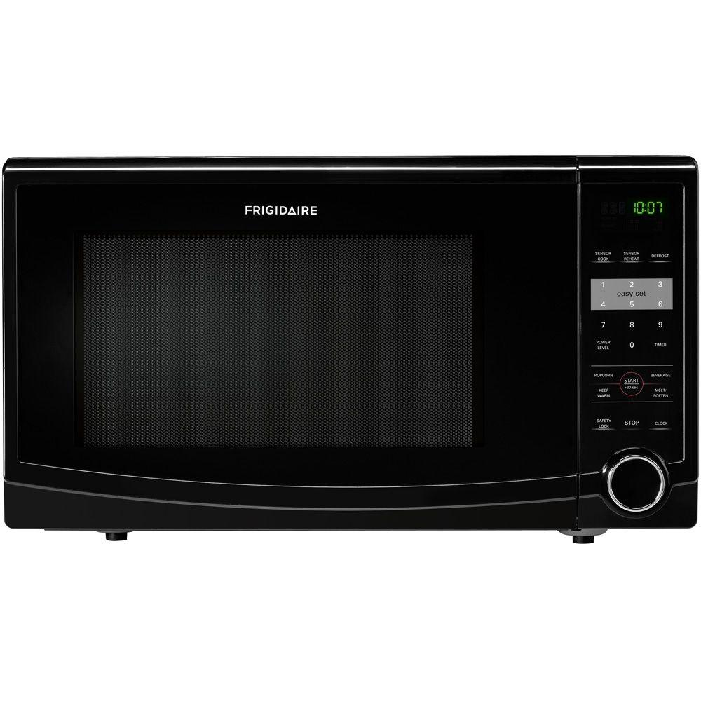 436-465 - Frigidaire 1.1 Cubic Foot Countertop Microwave