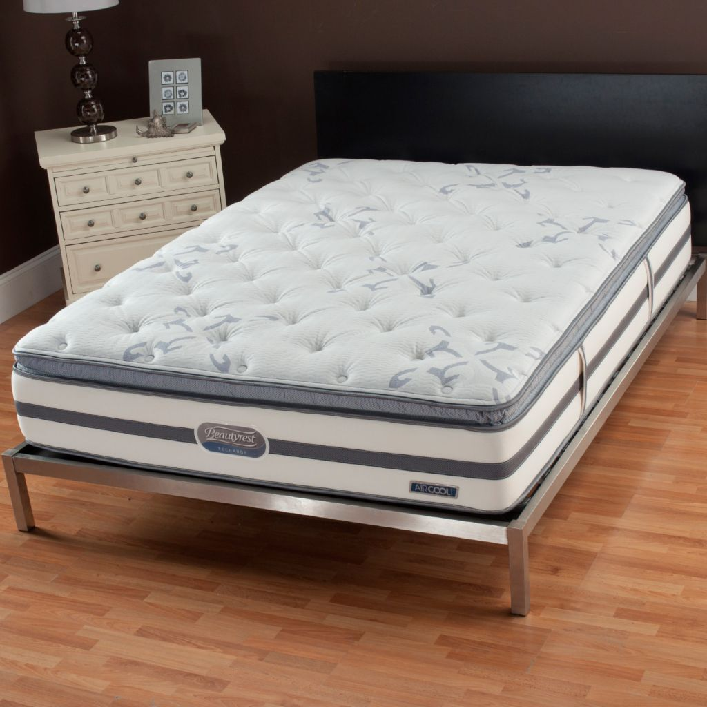 "436-574 - Simmons® Beautyrest® Recharge ""Ocean Avenue"" Pillowtop Mattress ONLY"