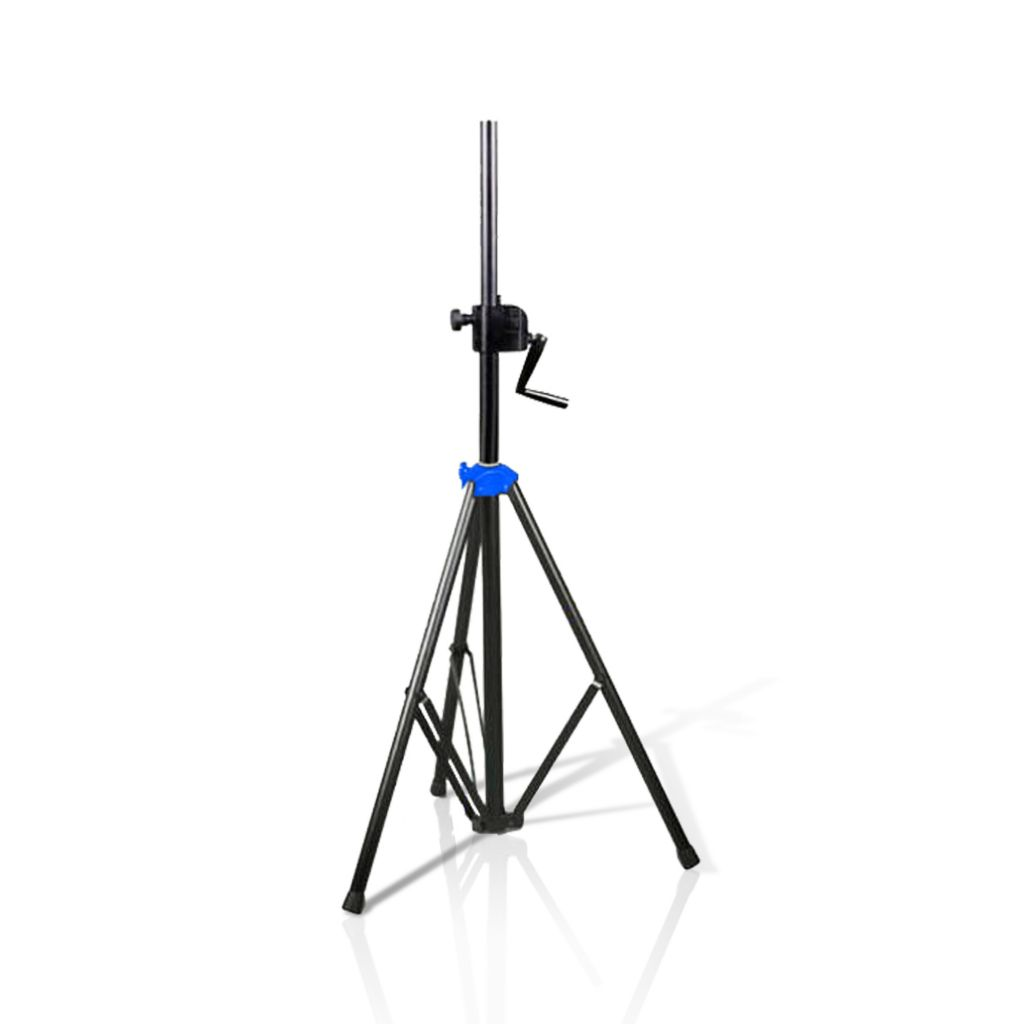 436-779 - Technical Pro Professional Steel Tri-Pod Speaker Stand w/ Hand Crank