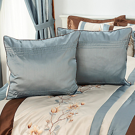 436-934 - North Shore Linens™ Set of Two Euro Shams