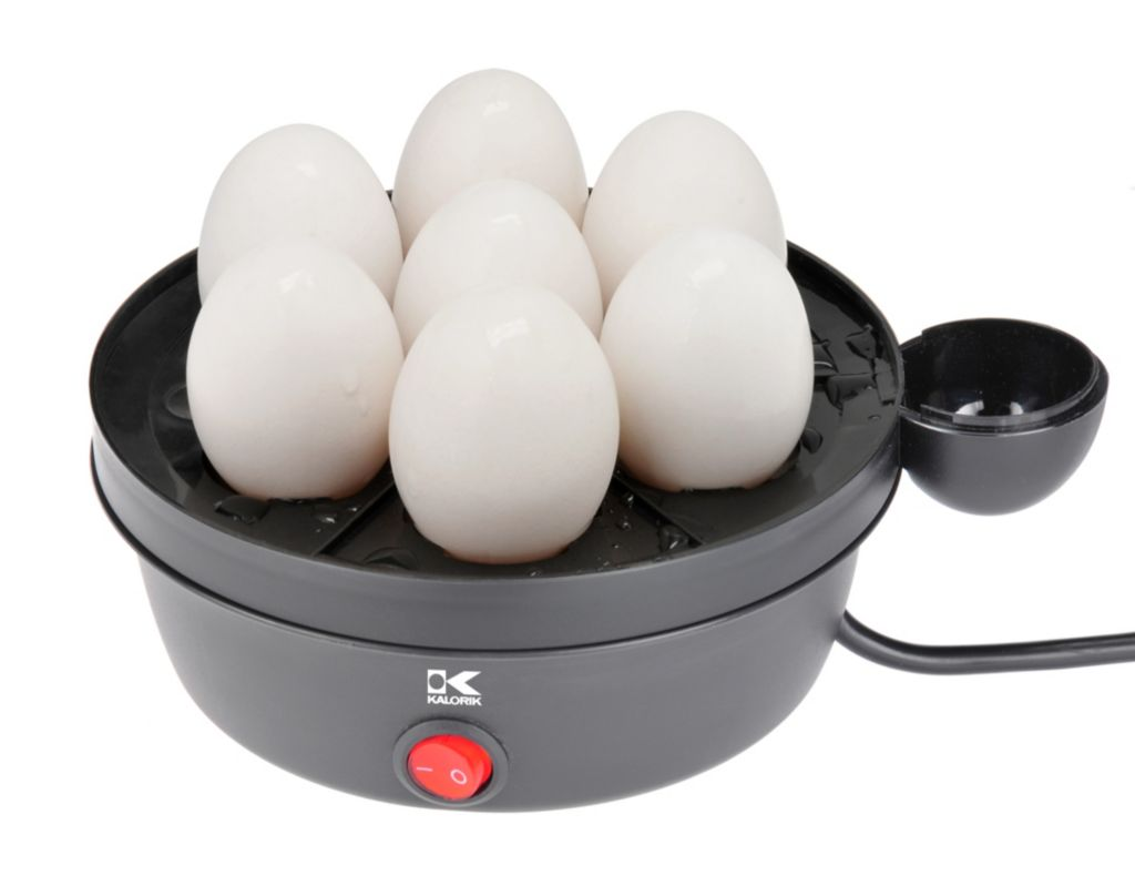 437-095 - Kalorik® Stainless Steel Egg Cooker