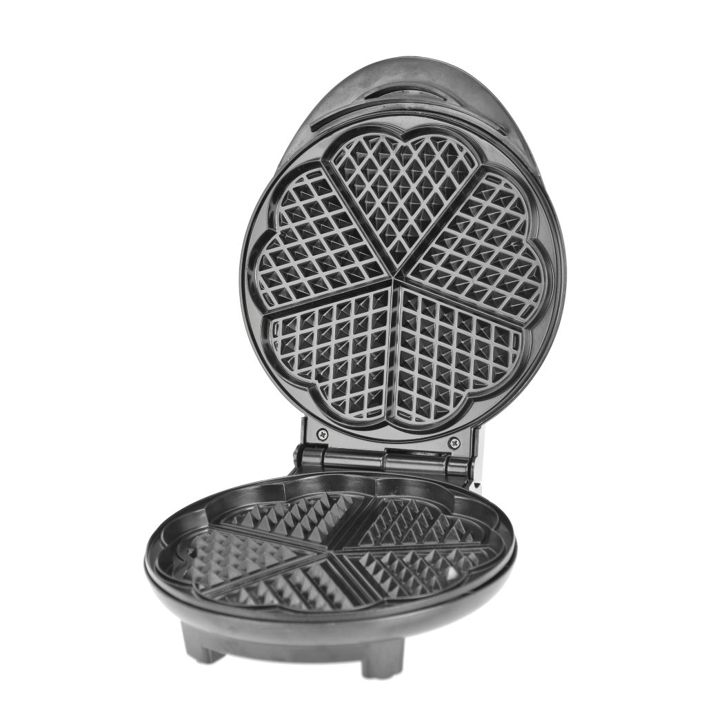 437-116 - Kalorik® Stainless Steel Heart Shape Waffle Maker