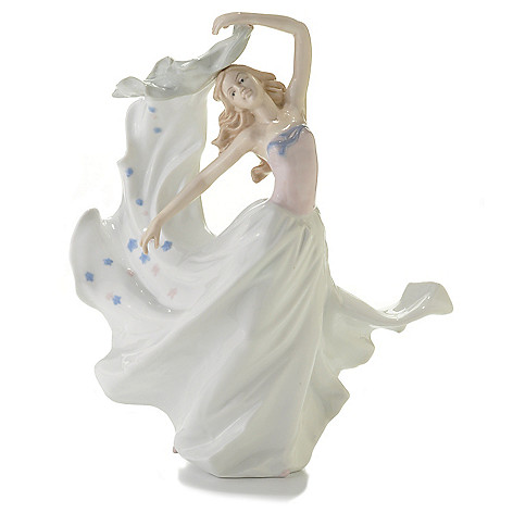 437-133 - Sorelle® ''Endless Grace'' 14'' Porcelain Handcrafted Figurine