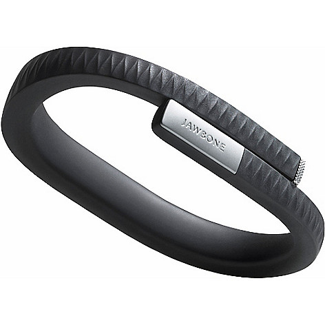 437-195 - Jawbone UP by Jawbone Black Fitness Tracking Bracelet