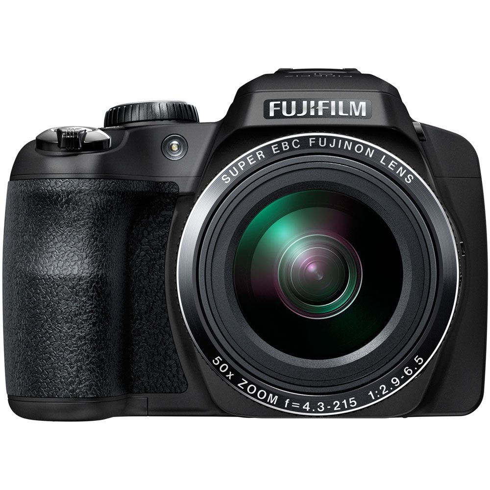437-197 - Fujifilm FinePix SL1000 16MP Black Digital Camera
