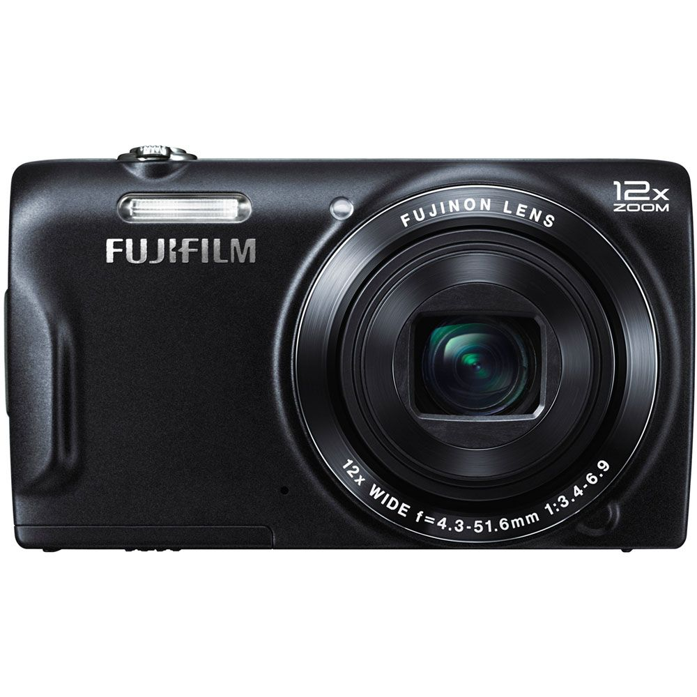 437-204 - Fujifilm FinePix T550 16MP CCD Sensor Digital Camera