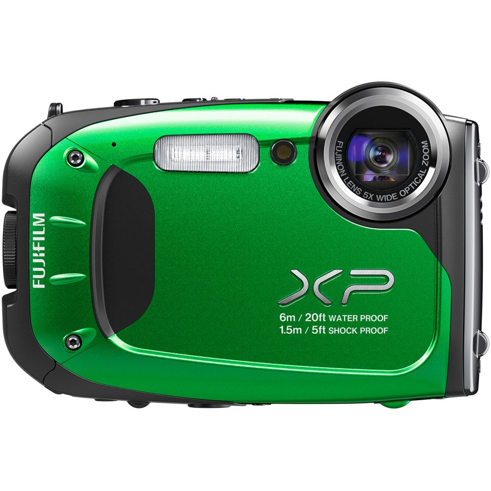 437-208 - Fuji FinePix XP60 16MP CMOS All-Weather Digital Camera