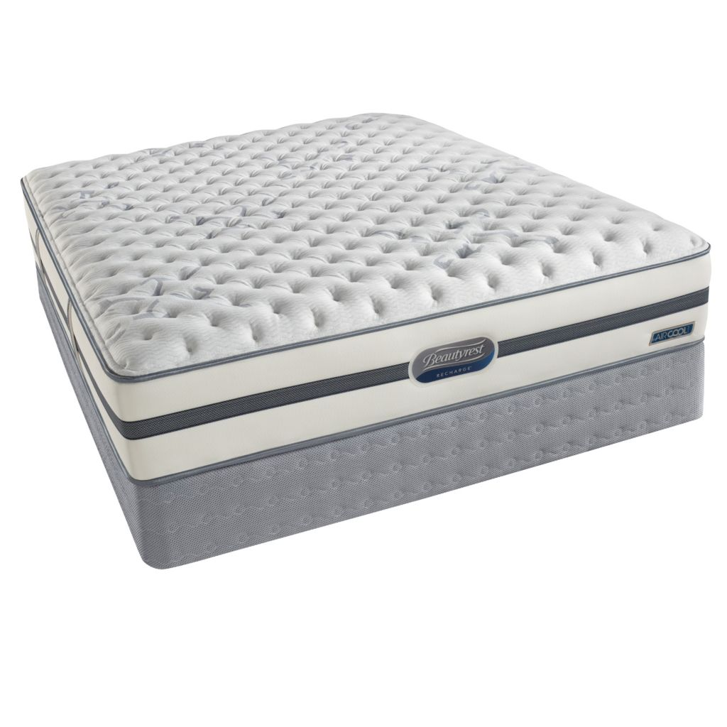 "437-222 - Simmons® Beautyrest® Recharge™ ""Ingleside"" Extra Firm Mattress Only"