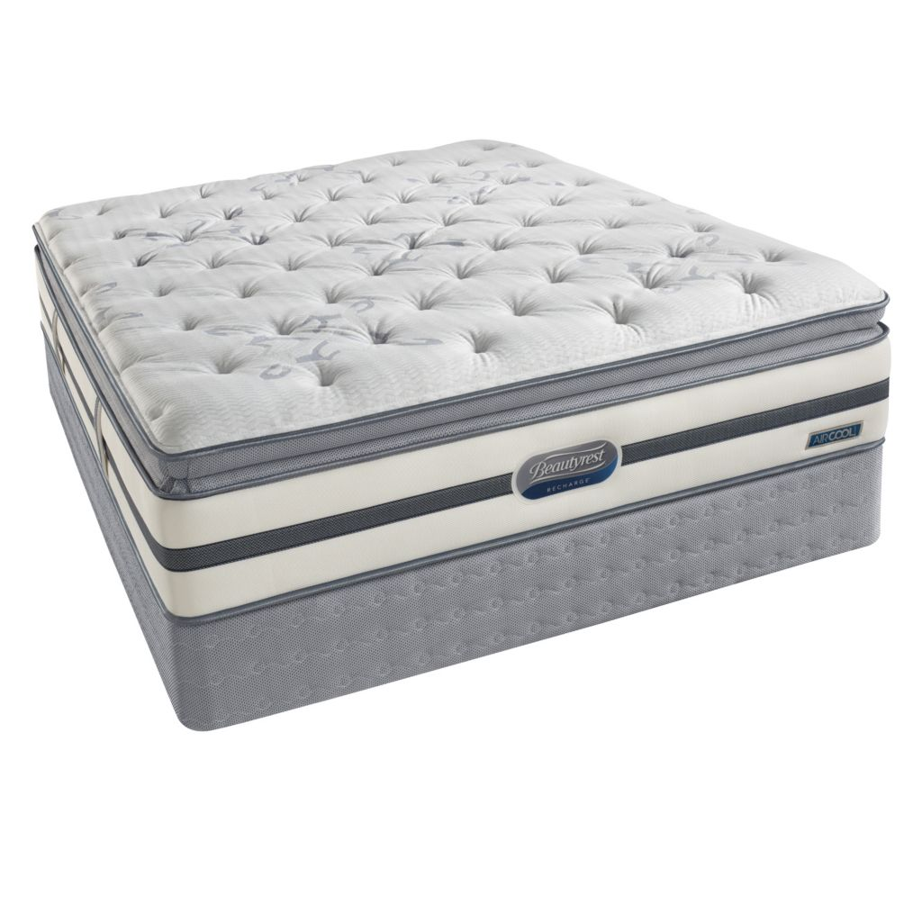 "437-226 - Beautyrest® Recharge® ""Ingleside"" Luxury Firm Mattress Set"
