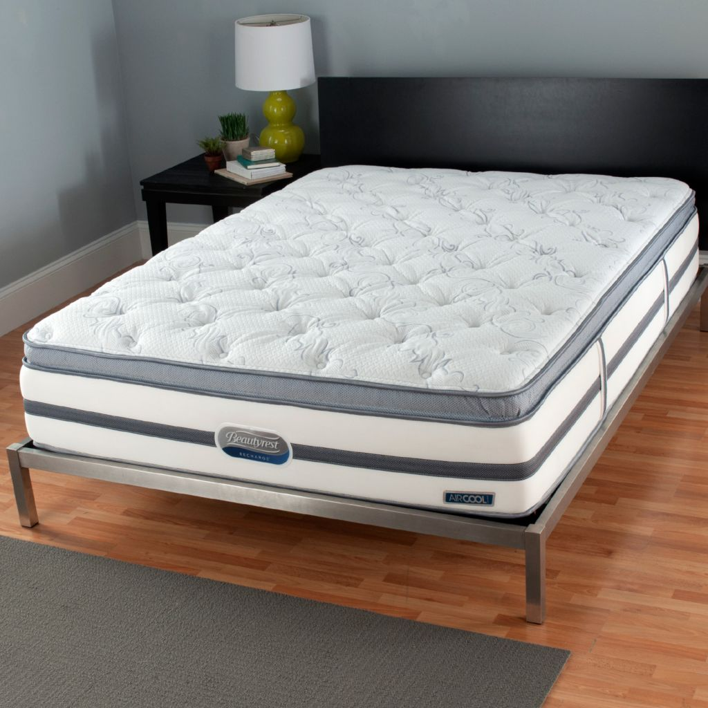 437-227 - Beautyrest® Recharge® Ingleside Plush Pillowtop Mattress Only