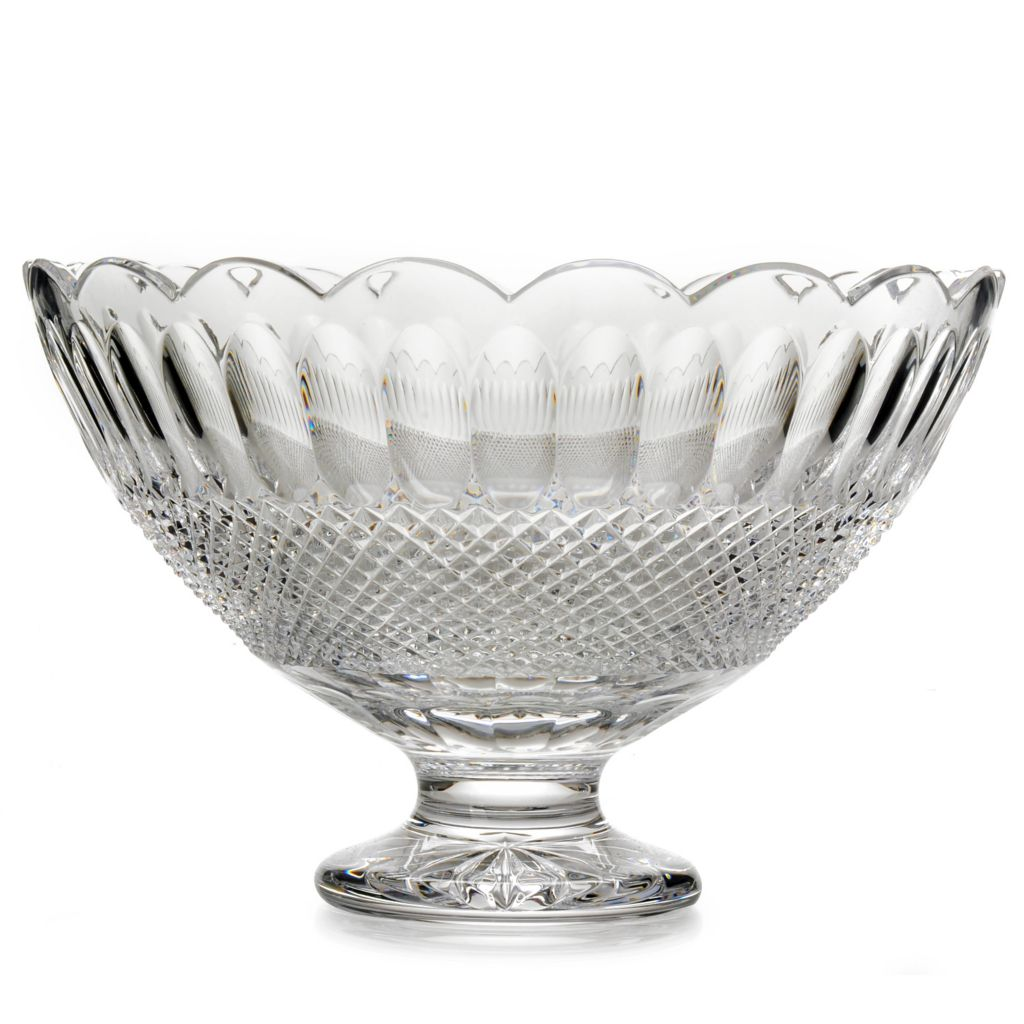 "437-468 - Waterford® Crystal Colleen 60th Anniversary Limited Edition 12.5"" Rose Bowl"