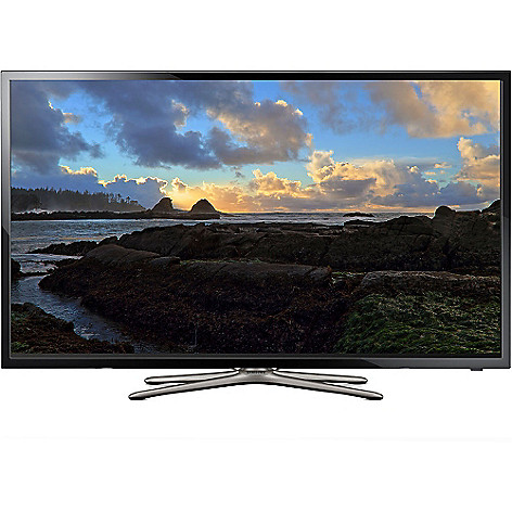 "437-525 - Samsung 46"" Slim 1080p Smart TV 2.0 LED HDTV"