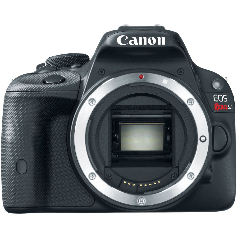437-636 - Canon EOS Rebel SL1 Camera Body Only