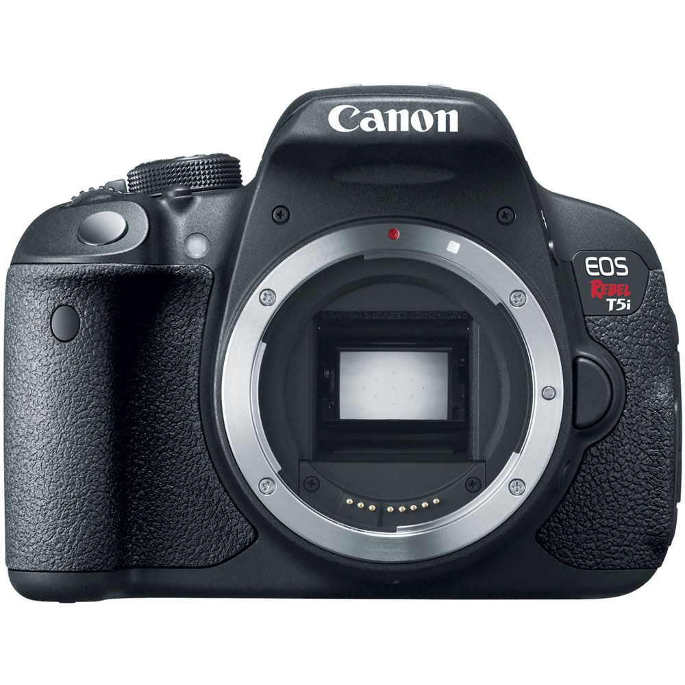437-638 - Canon EOS Rebel T5i Camera Body Only
