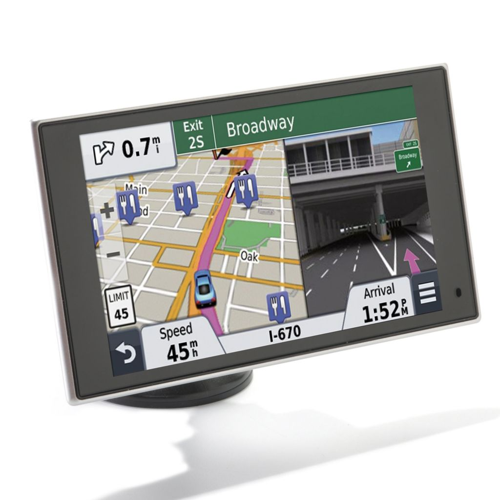 "437-776 - Garmin nüvi 5"" Super Thin GPS w/ Bluetooth®, Lifetime Maps & HD Digital Traffic"