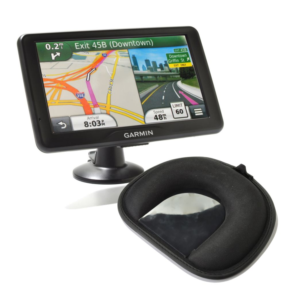 "437-793 - Garmin nüvi 2797LMT 7"" Touch GPS w/ Bluetooth®, Lifetime Maps & Traffic & Dashmount"