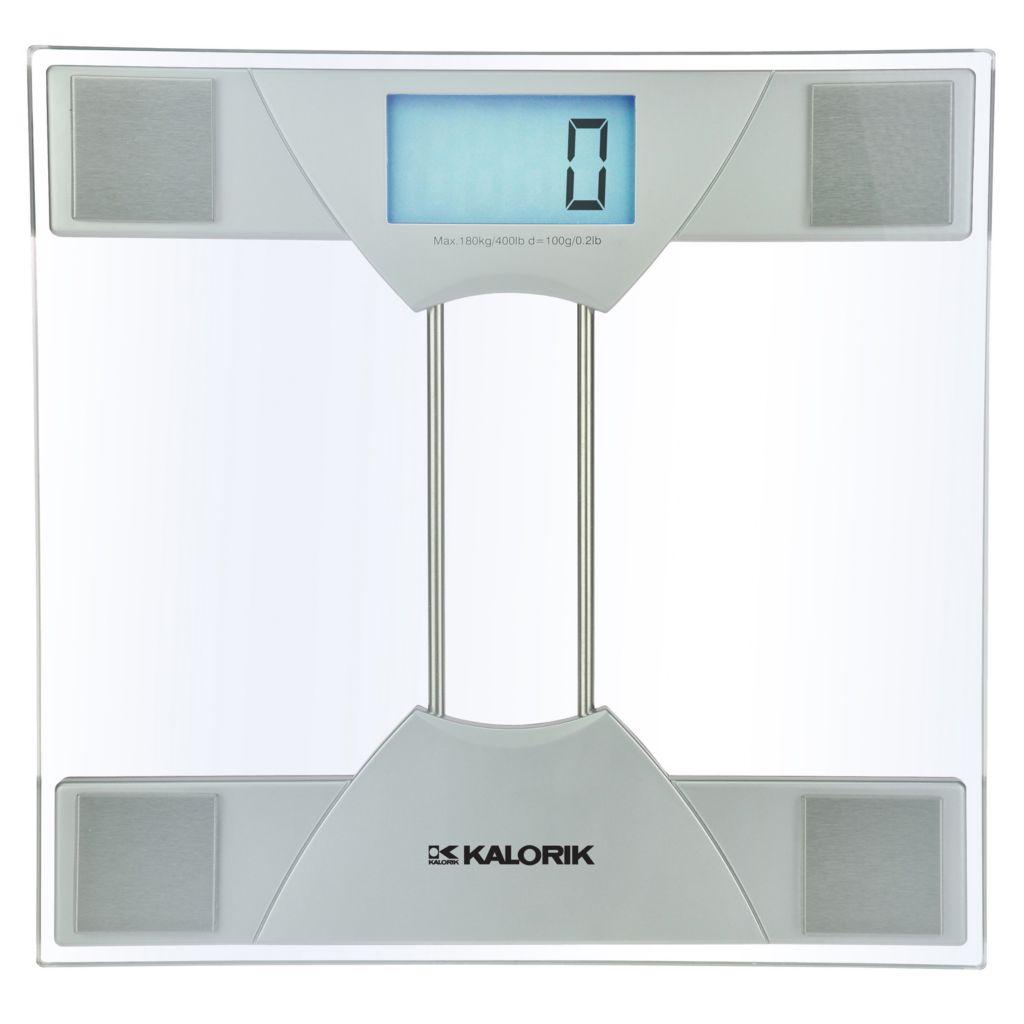 437-832 - Kalorik® Electronic Bathroom Scale