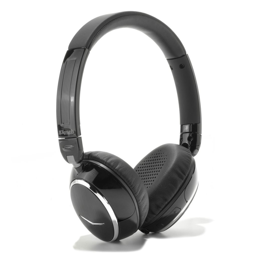437-845 - Klipsch Image ONE Bluetooth® Noise Isolating On-Ear Headphones w/ 3-Button Remote