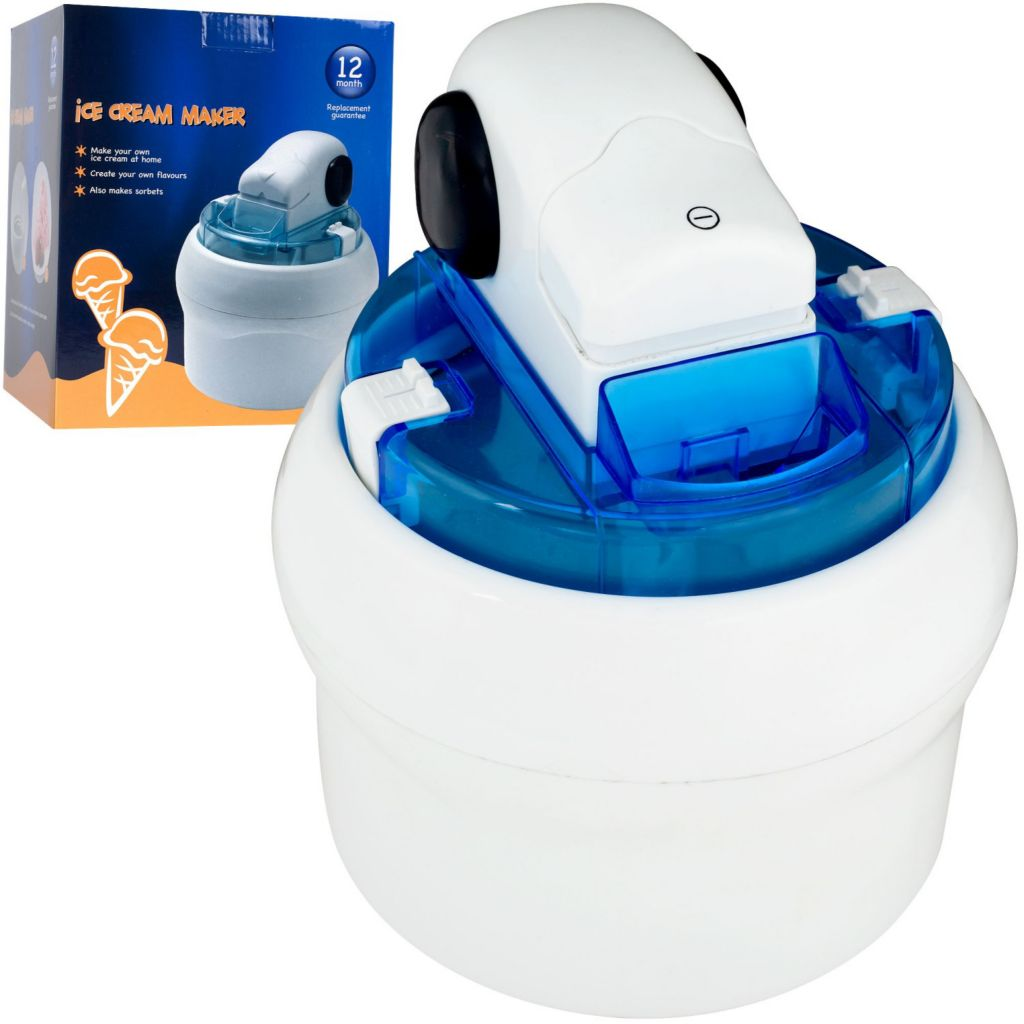 437-883 - Chef Buddy™ 1 Quart Ice Cream and Sorbet Maker