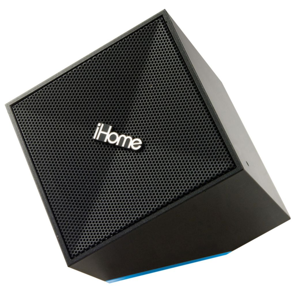 437-894 - iHome Bluetooth iOS Portable Speaker