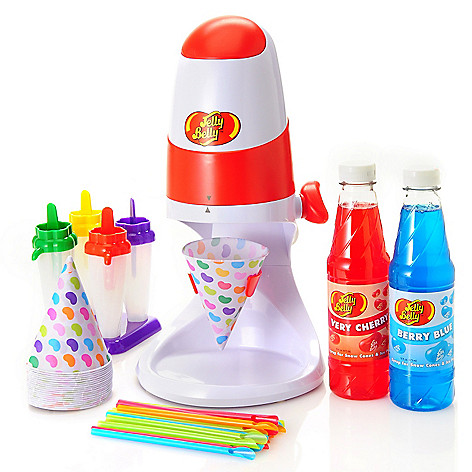 437-997 - Jelly Belly™ Four-Piece Ice Shaver Party Pack